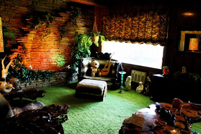 Graceland Jungle Room
