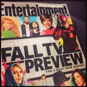 EW Fall TV Preview 2014