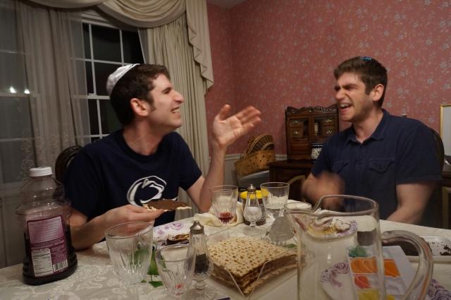Funny Seder